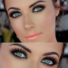 makeup for green eyes green eyes makeup tutorials