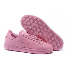 adidas shoes 2016 pink. buy latest adidas femme casual chaussures 2016 superstar smith leather tout rose (stan mode) from reliable shoes pink x