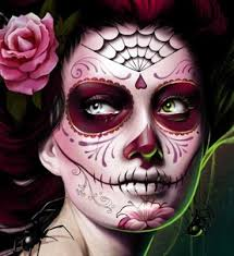 the day of the dead face makeup 2017 ideas pictures tips about make up