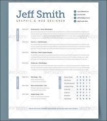 modern resume formats