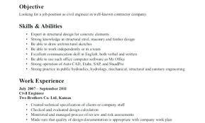 Geologist Resume Sample Entry Level Geologist Resume Sample Delectable Attractive Resume Samples