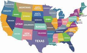 editable us map powerpoint us map powerpoint states new us powerpoint map with 50 editable