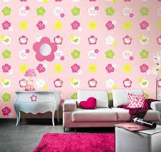 Beautiful Wallpaper Design For Home Decor Kid's bedroom wall designs Interior DecoratingHome DesignSweet Home 79