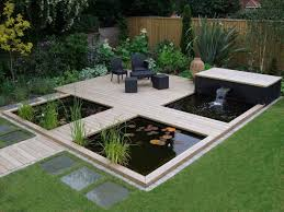 Small Picture The 25 best Modern pond ideas on Pinterest Modern garden design