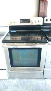 glass top stove replacement glass top stove burner replacement glass top stoves glass top stove glass