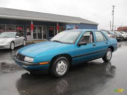 1994 Chevrolet Corsica - Information and photos - ZombieDrive