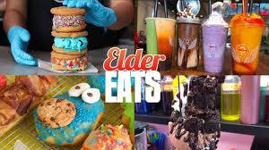 Elder Eats Episode 16 Desserts Baked Goods