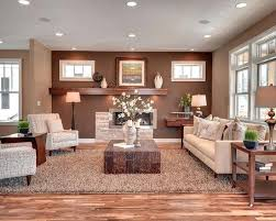 brown accent wall living room paint ideas with accent wall luxury best accent wall