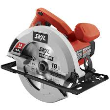 skill saw lowes. skil 13-amp 7-1/4-in corded circular saw skill lowes f