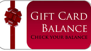 use my gift card site to register check balance