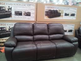recliner 10 luxury pulaski leather reclining sofa costco 10 s