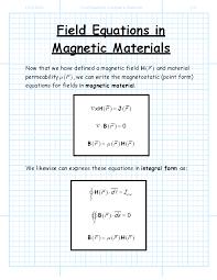 magnetic force equations jennarocca