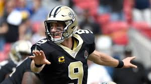 Drew Brees injury: Saints QB leaves game vs. Rams with hand ailment