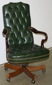 tufted leather office chair sebastian green fascinating design ideas twill hon big and tall chairs upholstered