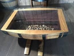 wine rack coffee table wine barrel table with wine rack wine rack coffee table plans