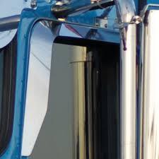 KW. Door Window Shade - Without Convex Mirror Arm Cutout - Window ...