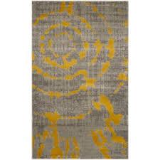 rug yellow and grey. chaima light gray/yellow area rug yellow and grey