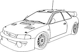 Voiture Sport Tuning 31 Transport Coloriages Imprimer