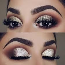 glam makeup inspirations for holiday season
