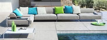 high end modern furniture. Coro Sabal Contemporary Garden Sofa. Luxury Outdoor High Quality Modern Furniture End