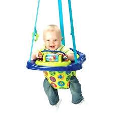 baby door swing chair outdoor for twins age