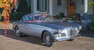 1957 BMW 503 History, Pictures, Value, Auction Sales, Research and News