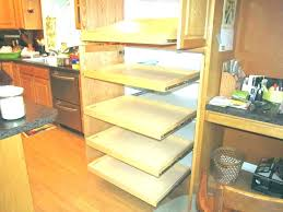 kitchen cabinets slide out shelves pullout shelf kit drawers easy and kitchens will have pull down pull out shelf