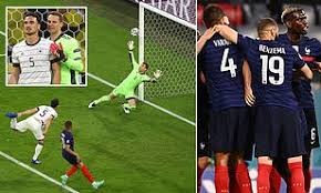 Maybe you would like to learn more about one of these? France Defeat Germany Thanks To Hummels Own Goal The Pledge