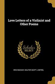 love letters violinist other poems
