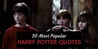Popular Movie Quotes Best 48 Most Popular Harry Potter Quotes Word Porn Quotes Love Quotes