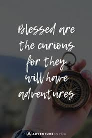 Love Adventure Quotes