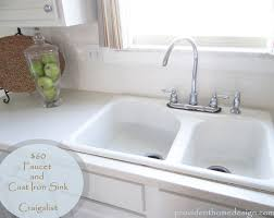 faucet and sink