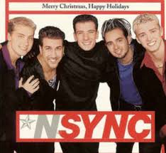 merry christmas and happy holidays nsync. Plain Happy NSYNC Merry Christmas Happy Holidays 1998 Intended Christmas And Nsync Y
