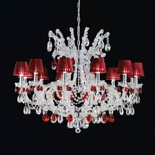 red and black chandelier chandelier traditional chandeliers fabric chandelier glass crystal chandelier