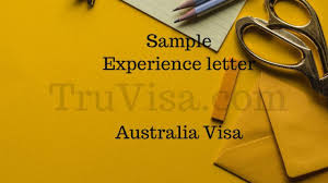 Sample Experience Letter For Australia 189 Visa Assessment Am22 Tech