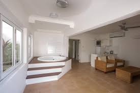 Spa Bedroom One Bedroom Spa Apartment The Reef House Palm Cove M Gallery