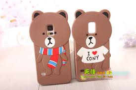 samsung galaxy s5 3d cases. 3d line character soft silicone case for samsung galaxy s5 3d cases s