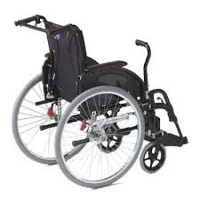 action 3 lever drive wheelchair