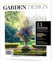 garden design magazine. Interesting Design But Todayu0027s Post Is About The Newimproved Garden Design Magazine  Which Thomas Used These Words Autumn2015 And Magazine I