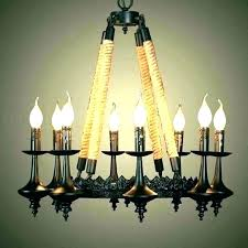 candle chandelier non electric covers outd votive outdoor e home depot