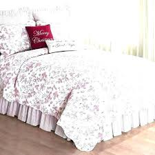 White Sheet Set Queen Cotton White Flowers Bedding Sets Luxury Bed ...