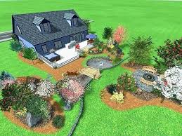 landscape design tool. Design Backyard Online Virtual Landscape Small With Pool Large Yard Landscaping Ideas Garden Photograph T Tool