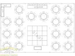 banquet table layout generator banquet floor plan template reception table seating chart free