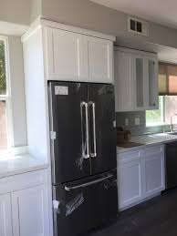 crown molding on shaker style cabinets intended for kitchen cabinet crown molding regarding wish