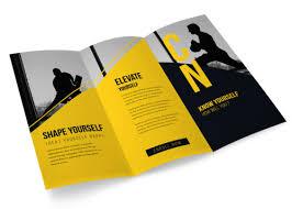 Brochures Brochures For Your Business Print Custom Brochures Online