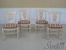 hickory chair dining chairs for sale. l42466: set of 4 hickory chair mont golfer dining chairs ~ new hickory chair for sale e