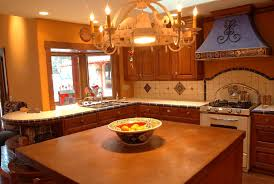 mexican themed kitchen decor. Hacienda-Style Kitchen from