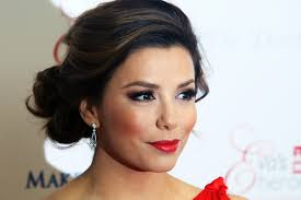 eva longoria parker in the le gift gala arrivals