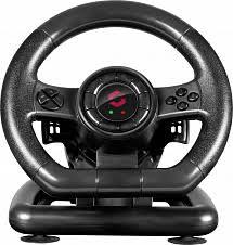 Купить <b>Руль Speedlink Black Bolt</b> Racing Wheel для PC ...