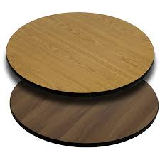 36 Inch Round Table Top Amazoncom Flash Furniture 30 Round Table Top With Black Or